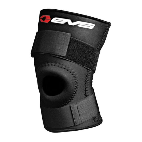 EVS Adult KS61 Knee Stabiliser Knee Brace - Black