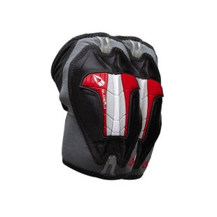 EVS Adult Glider Lite Elbow Guards Pair Elbow Protection - Black Red