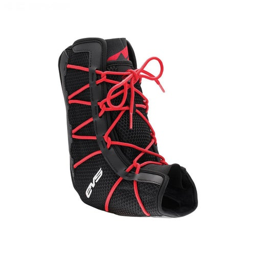Ankle Brace EVS Adult AB06 Ankle Brace - Black Red