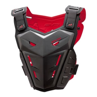 EVS Adult F1 Chest Protector Torso Protection - Black