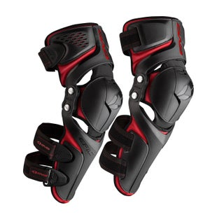 EVS Epic Knee Guards Knee Protection - Black