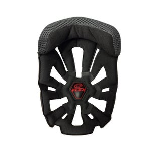 Bell Replacement Moto 9 Flex Top Pad Liner Black Helmet Accessory - Black