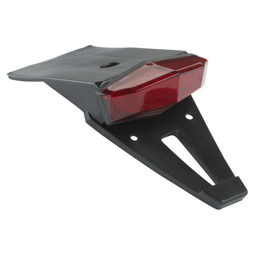 DRC Edge 2 Rear Light - Black Red