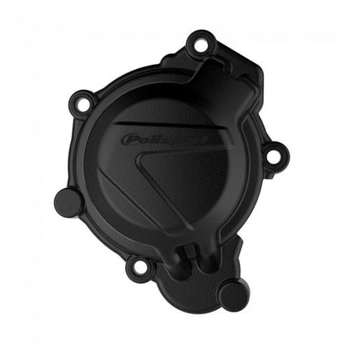 Polisport Plastics IGNITION COVER PROTECTOR KTM HUSKY SX125 150 1618 XCW 125 17 Ignition Cover - Black