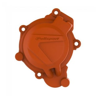 Polisport Plastics IGNITION COVER PROTECTOR KTM HUSKY SX125 150 1618 XCW 125 17 Ignition Cover - Orange