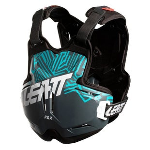 Leatt Chest Protector 2.5 ROX Body Protection - Grey Teal