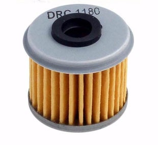 DRC Oil Filter KTM 250EXC 0306 400 520SX EXC 9902 450 525SX EXC Oil Filter - Black
