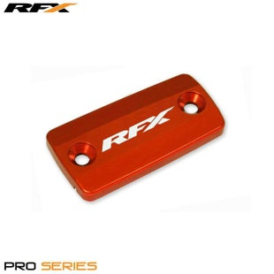RFX Pro Series Clutch Res Cap KTM SX EXC125 150 0914 Magura CL54 Clutch Cover - Orange