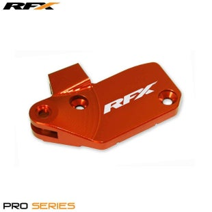 RFX Pro Series Clutch Res Cap KTM SXF EXCF250 EXCF450 0610 Clutch Cover - Orange