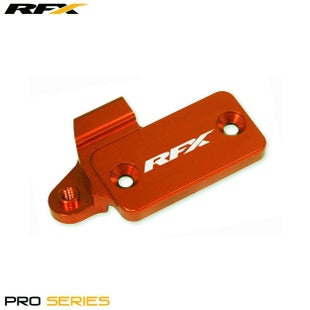 RFX Pro Series Clutch Res Cap KTM EXCF SXF400525 0008 Clutch Cover - Orange