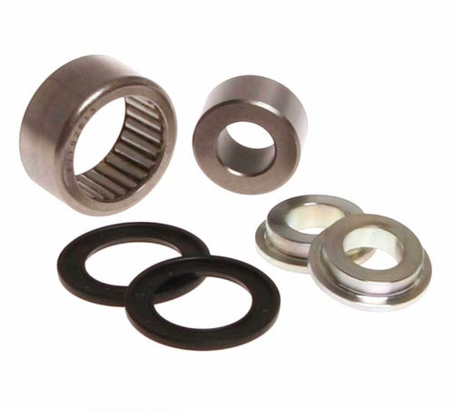 RFX Race Series Upper Shock Bearing Kit Yamaha YZF WRF 400 426 450 9 Upper Shock Bearing Kit - Black