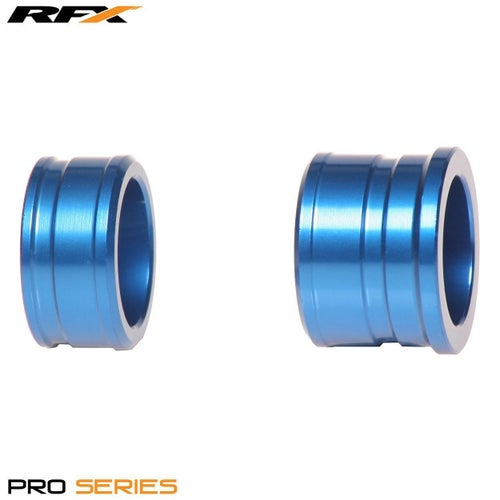 RFX Pro Wheel Spacers Front Yamaha YZ450F 0814 Wheel Spacer - Blue