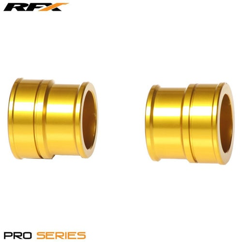 RFX Pro Wheel Spacers Front Suzuki RMZ450 0516 Wheel Spacer - Yellow