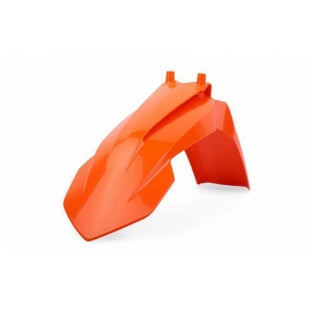 Polisport Plastics Front Fender KTM SX65Orange Front Fender Plastic - Orange