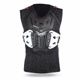 Leatt Chest Protector 4.5 Body Vest Body Protection - Black