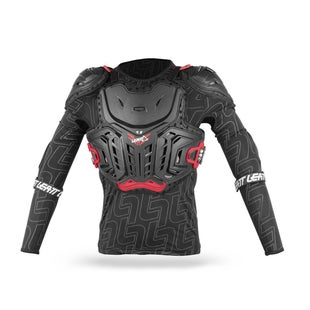 Leatt YOUTH Body Protector 45 Torso Protection - Black