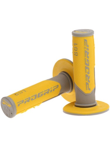 MX Handlebar Grip Pro Grip 801 - Yellow