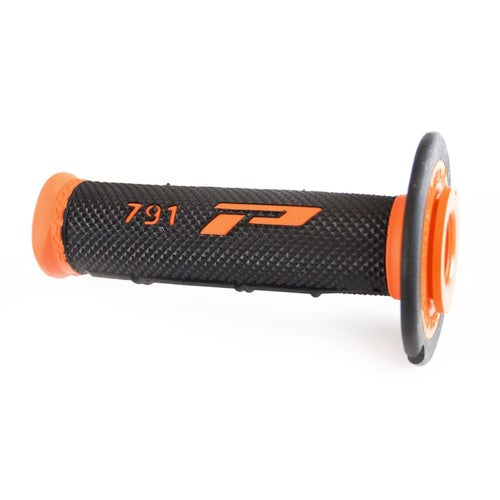 MX Handlebar Grip Pro Grip 791 - Black Orange