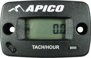 Apico Hour and Tacho Meter Hour Meter - Wireless