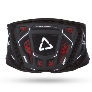 Leatt MX and Enduro Kidney Protection - Black