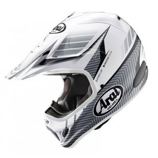 Arai Spare Peak VX3 Motion Grey Helmet Accessory - PEAK ONLY