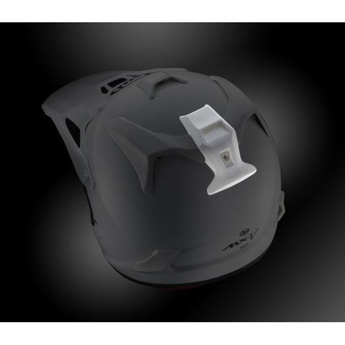 Arai Spare Centre Top MX Helmet Vent - V White