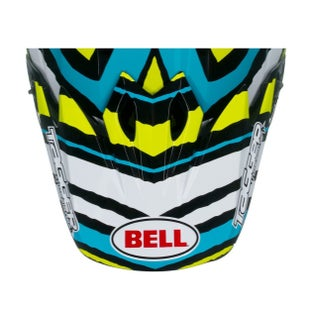 Bell 9 Adventure Peak MX Helmet Peak - Psycho