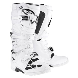 Alpinestars Tech 7 Enduro Motocross Boots - White