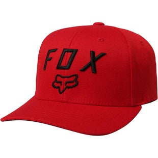 Fox Racing Legacy Moth 110 Boys Cap - Red