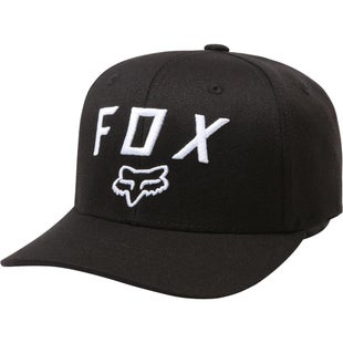 Fox Racing Legacy Moth 110 Cap - Black