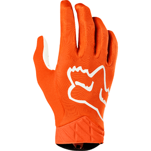 Fox Racing Airline Motocross Gloves - Orange