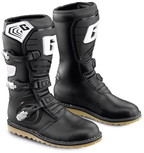 Gaerne Boots ProTech Trials Boots - Black