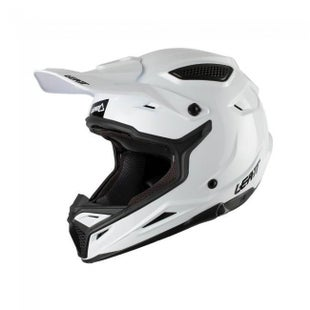 Leatt HELMET YOUTH GPX 45 WHITE Helmet Accessory - White