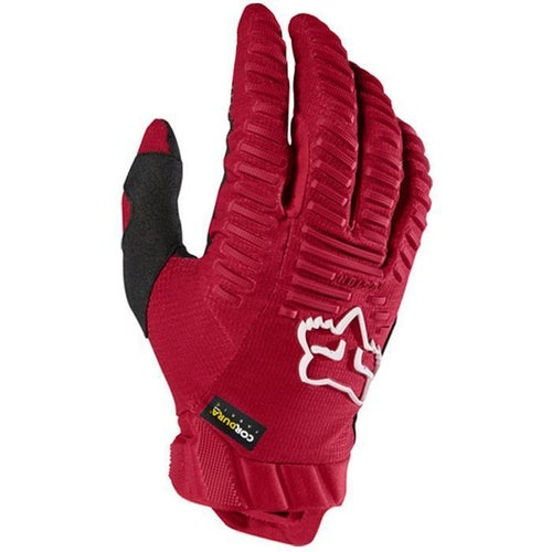 Fox Racing Legion Motocross Gloves - Dark Red
