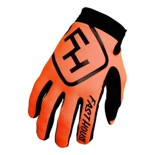 Fasthouse Speed Style Motocross Gloves - Orange