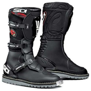 Sidi Trials Courier Trials Boots - Black