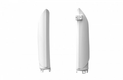 Polisport Plastics Fork Guard Beta 4T 1116 Lower Fork Guard - White