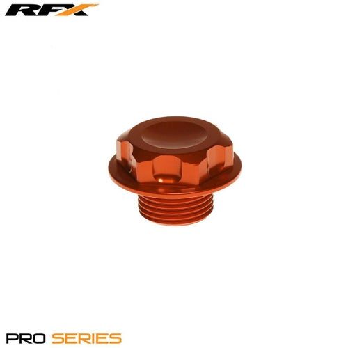 RFX Pro steering Stem Bolt KTM All Models 125530 0015 Steering Stem Nuts - Orange