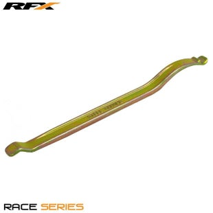 RFX Race Dual Spoon End Tyre Lever Universal Michelin Type 350mm Lon Tyre Tool - Brass colour