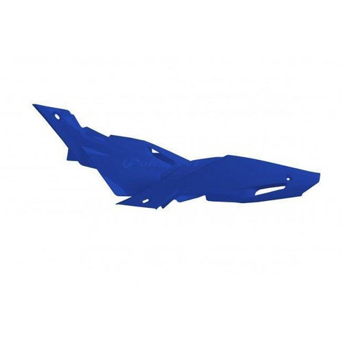 Polisport Plastics Side Panel Husqvarna FC250 350 450 Side Panel Plastic - Blue