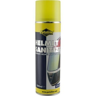 Putoline Helmet Sanitizer Helmet Accessory - 500 ml Aerosol
