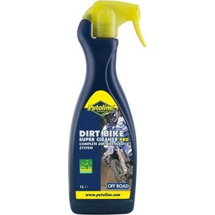 Putoline Dirt Bike Super Cleaner Pro Cleaning Products - 1 Litre