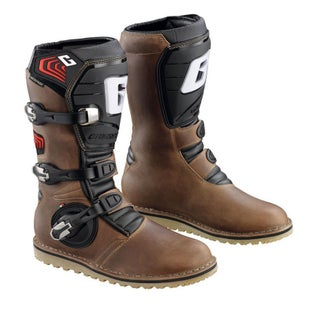 Trials Boots Enfant Gaerne Boots Balance Kids YOUTH - Oiled