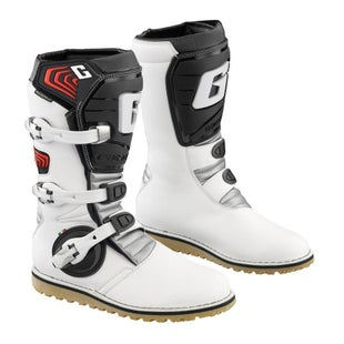 Trials Boots Enfant Gaerne Boots Balance Kids YOUTH - Classic White