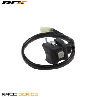 RFX Race Start Button OEM Replica Yamaha WRF450 07 MX Switch - Black