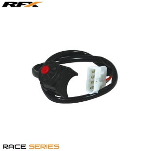 RFX Race Start Button OEM Replica KTM All Models MX Switch - Black