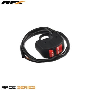 RFX Race Kill Button On Off Switch Universal MX Switch - Black
