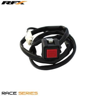 RFX Race Kill Button OEM Replica Yamaha YZF250 450 04 MX Switch - Black