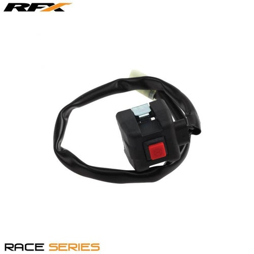 RFX Race Kill Button OEM Replica Yamaha WRF450 04 MX Switch - Black