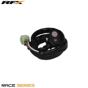 RFX Race Kill Button OEM Replica Honda CRF450 09 MX Switch - Black